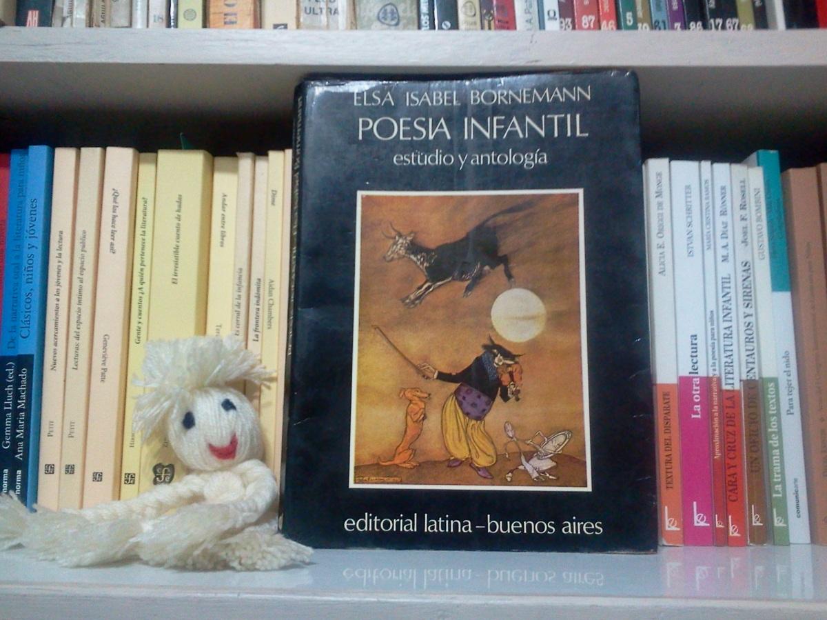 Poesía infantil: estudio y antología, de Elsa Bornemann