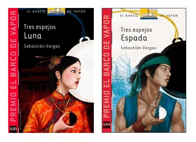 """Una lectura de """"Tres espejos"""", de Sebastián Vargas"""
