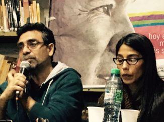 Mario Méndez y Julia Cittá