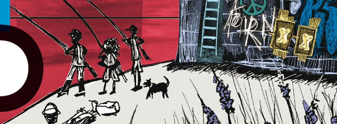 Rompecabezas / María Fernanda Maquieira; ilustrado por Karina Maddonni – La  memoria y el sol